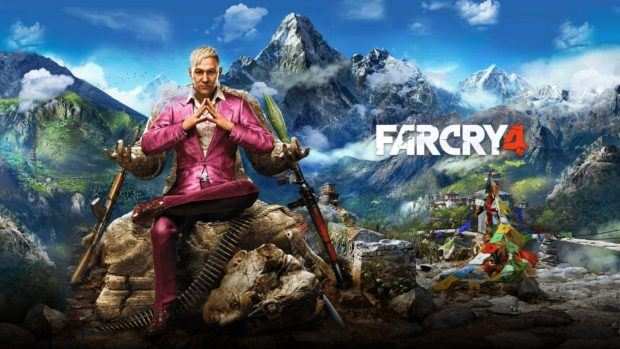 Nvidia GPU Drivers Far Cry 4