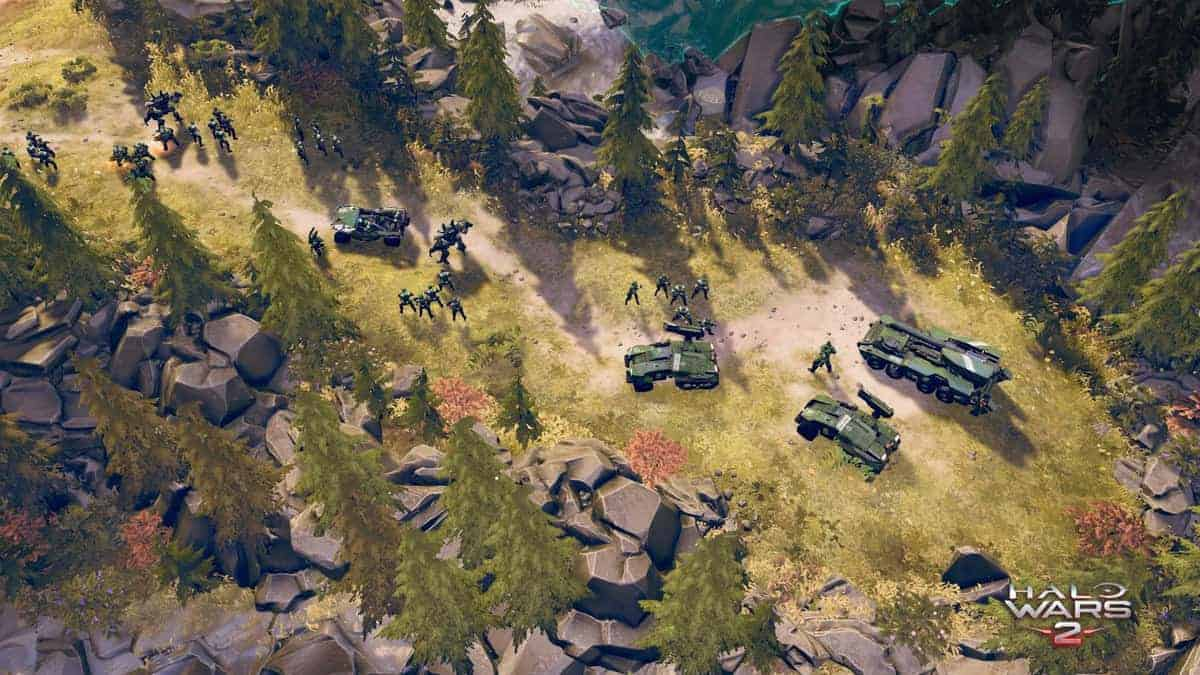 Halo Wars 2 Combat Guide