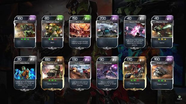Halo Wars 2 Best Blitz Decks Builds Guide