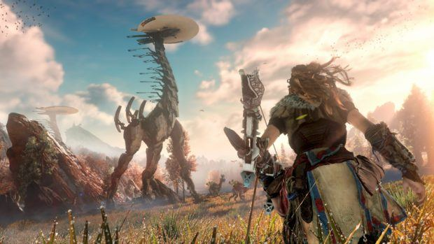 Horizon Zero Dawn Tallnecks Locations Guide