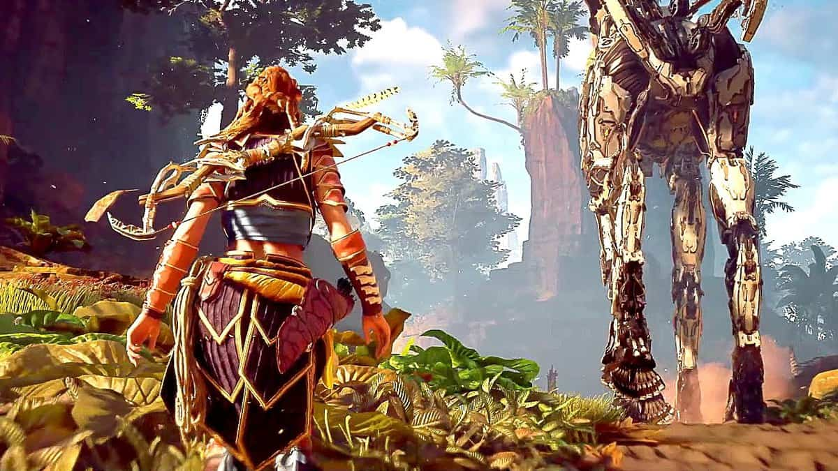 Horizon Zero Dawn Banuk Figure Locations