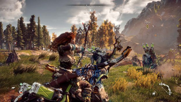 Horizon Zero Dawn Mounts Guide