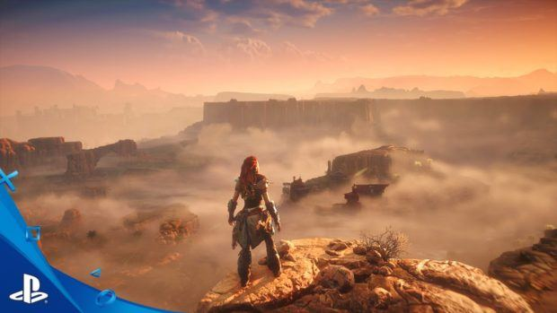 Horizon Zero Dawn Vantage Points Locations Guide