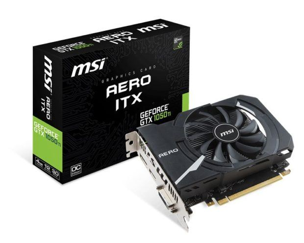MSI AERO ITX Series