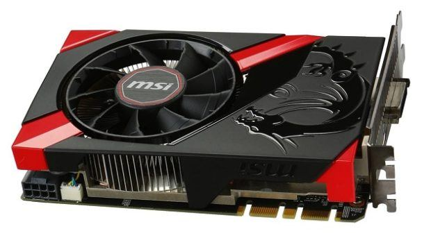 MSI Mini-ITX GPU