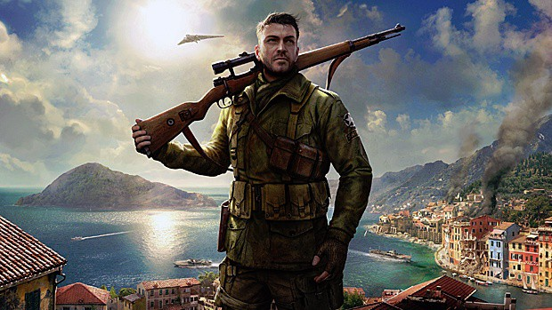 Sniper Elite 4 roster locations