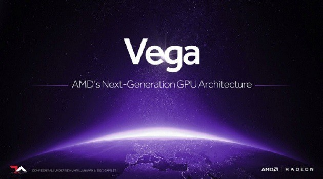 AMD Vega Products Shipping Confirmed For Q2 2017