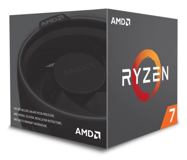 AMD Ryzen CPUs