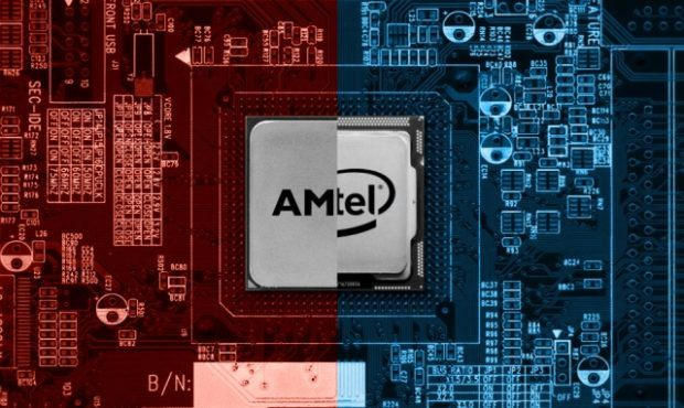 Intel and AMD collaboration, Intel, AMD, Product, Collaboration, 2017