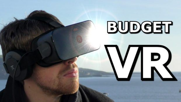 VR, technology, Top 10 Budget VR, headsets