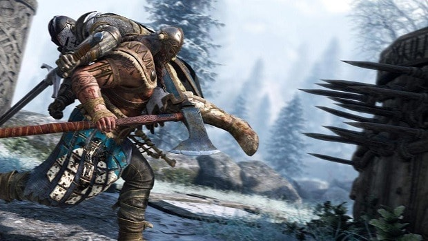 For Honor Berserker
