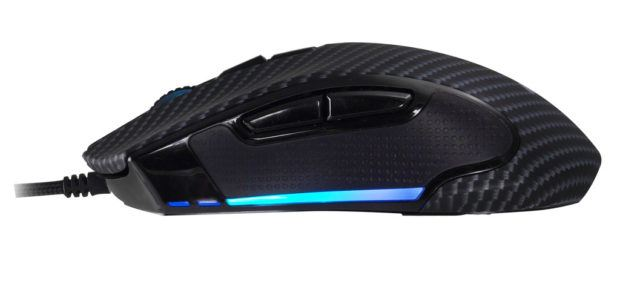 BIOSTAR, Racing GM5, gaming mouse