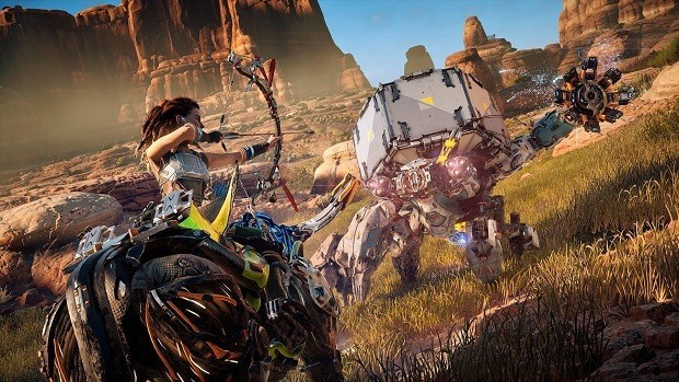 Horizon Zero Dawn Rockbreaker Guide
