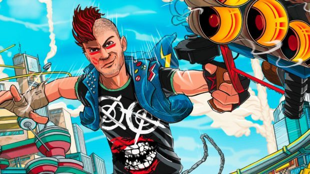 Insomniac Games Confirms That Sunset Overdrive Isn't Getting Xbox One X Support