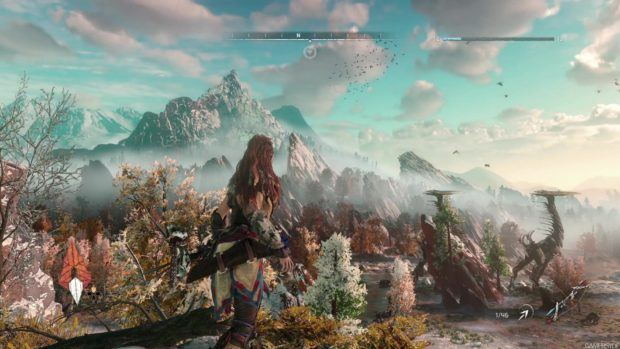 Horizon: Zero Dawn Leveling Guide