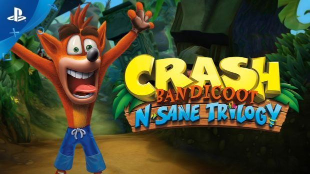Crash Bandicoot N Sane Trilogy demo