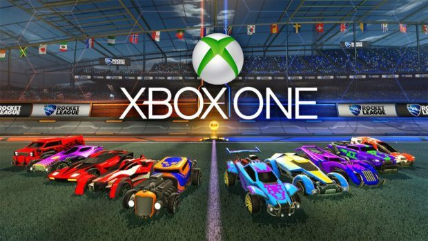 Rocket league free weekend Xbox One