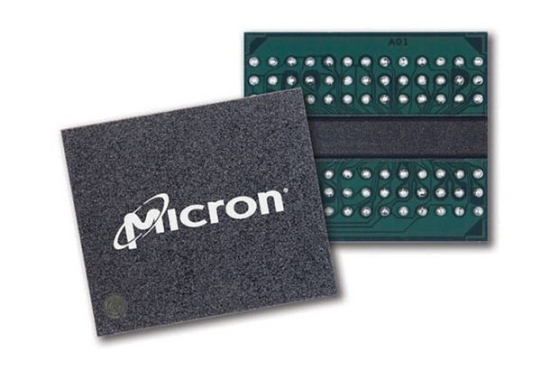 Micron, Developing, GDDR5X, GDDR6, HBM2, next generation technology