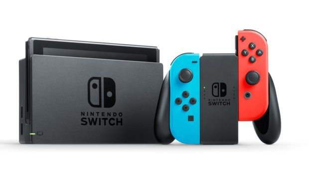 Nintendo Switch Day One Patch