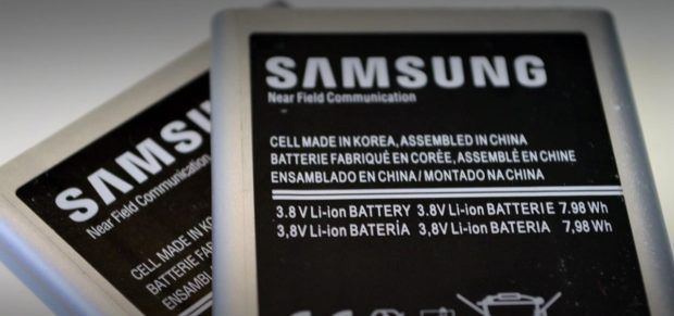 Samsung, Battery, factory, catches fire, China