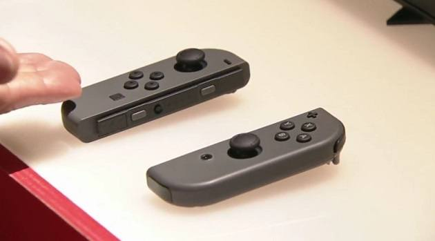 Nintendo Switch JoyCons Feature 525mAh Lithium Ion Battery