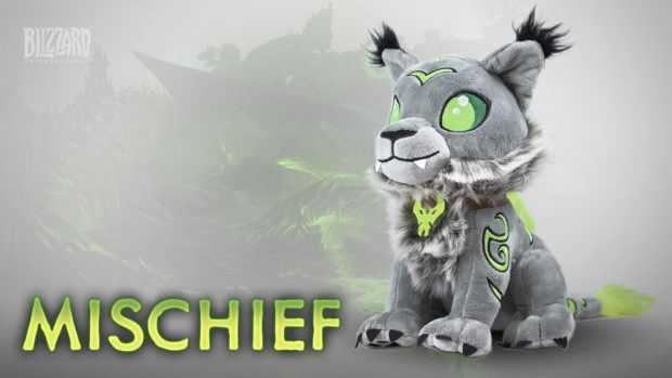 World of Warcraft Mischief pet