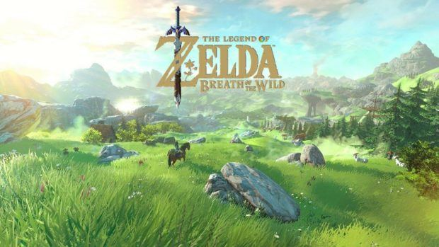 Legend of Zelda: Breath of the Wild reviews