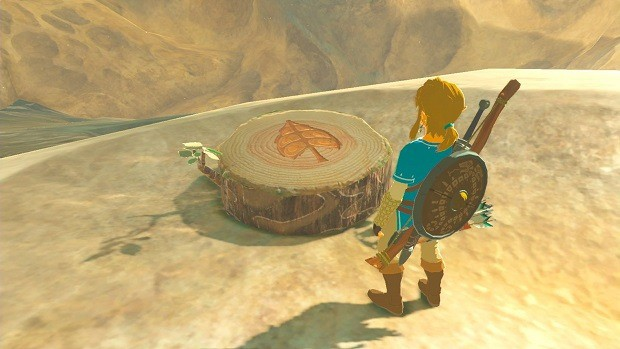 Zelda: Breath of the Wild Korok Seed
