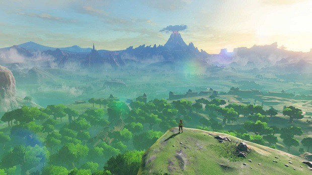Zelda: Breath of the Wild Captured Memories