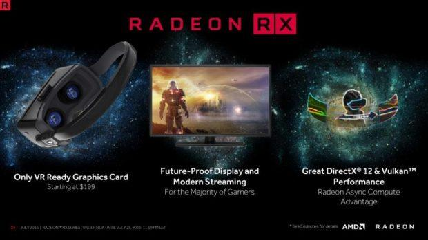 AMD Radeon RX 580, RX 570, RX 560 Get Driver Support With