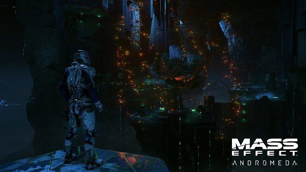 Mass Effect Andromeda Architects