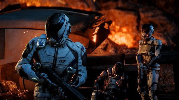 Mass Effect Andromeda A People Divided
