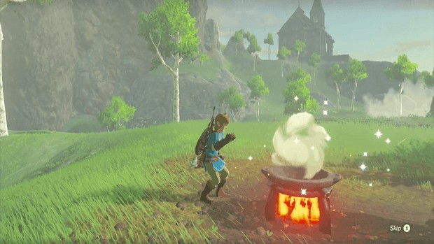 Zelda: Breath of the Wild Cooking Recipes Guide – Potions, Elixirs, Skewers, All Food Recipes