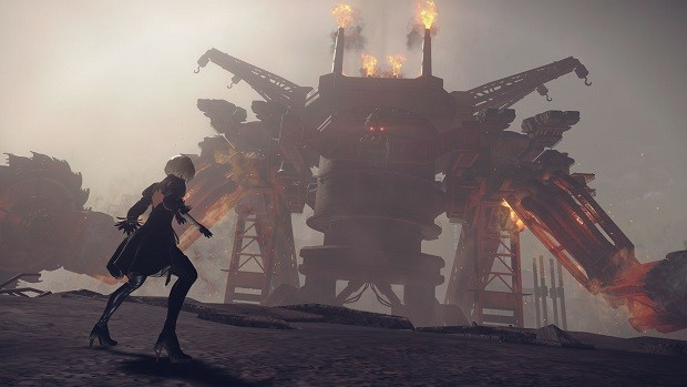 NieR Automata Walkthrough