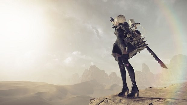 Nier Automata Announcement Coming Soon?