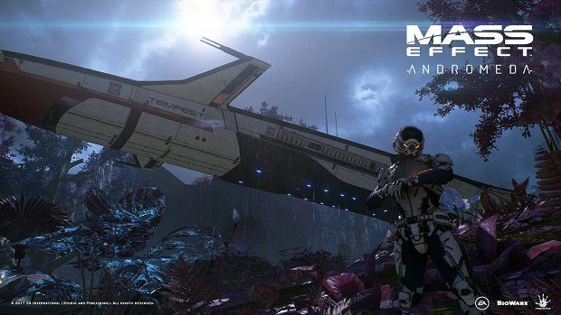 Mass Effect Andromeda Builds
