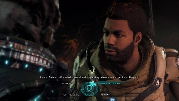 Mass Effect Andromeda Dialogue