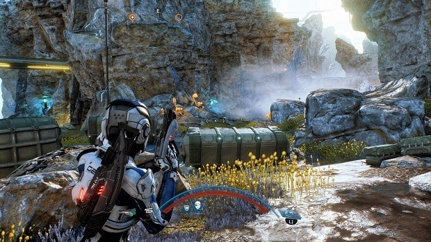 Mass Effect Andromeda Water Supply Guide