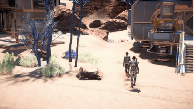 Mass Effect Andromeda's glitches
