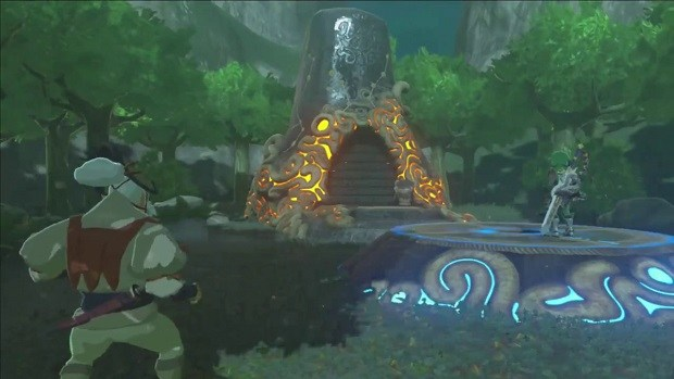 Zelda: Breath of the Wild Lakna Rokee Shrine Guide