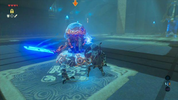 Breath of the Wild Ta'Loh Naeg Shrine