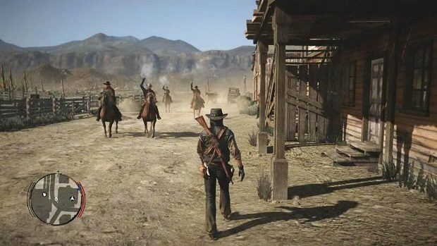 Red Dead Redemption 2 release