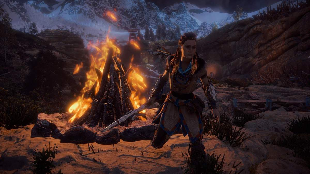 Horizon Zero Dawn Ancient Vessel Locations Guide