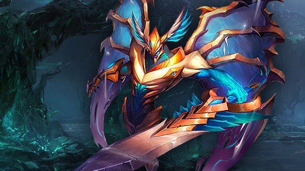 League of Legends Players Despise the New Aatrox Changes