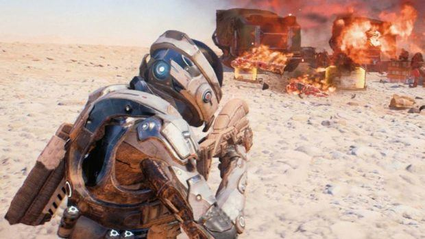 Mass Effect Andromeda Beginning Mission Guide