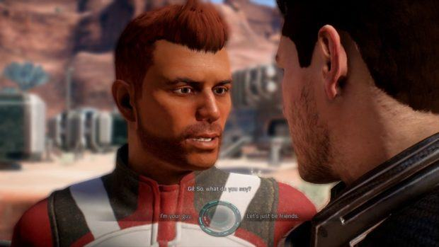 Mass Effect Andromeda Gil Brodie