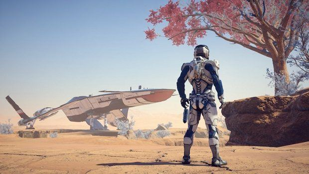 Mass Effect Andromeda New Game+