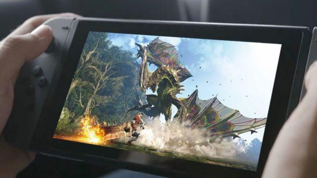 Monster Hunter For Nintendo Switch