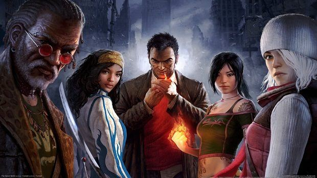 The Secret World TV Series