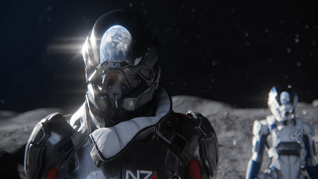 Mass Effect Andromeda Gamergate